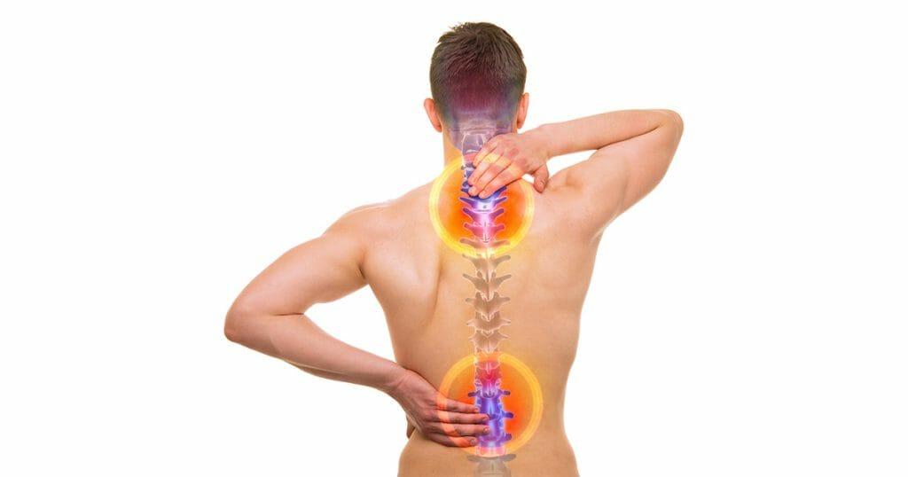 ból kręgosłupa